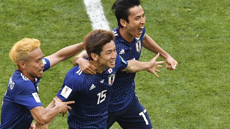 Coupe du monde: le Japon surprend la Colombie