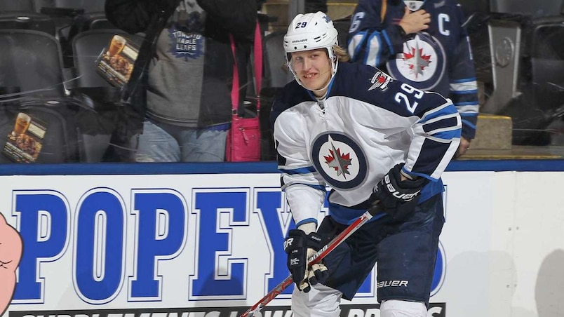 Winnipeg Jets v Toronto Maple Leafs