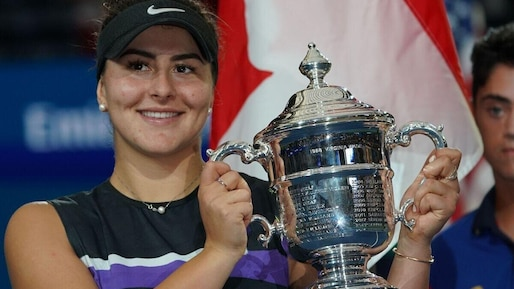 Une année historique pour le tennis canadien