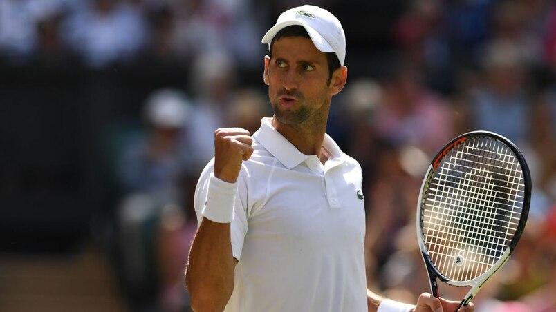 Wimbledon: Novak Djokovic retrouve les demi-finales