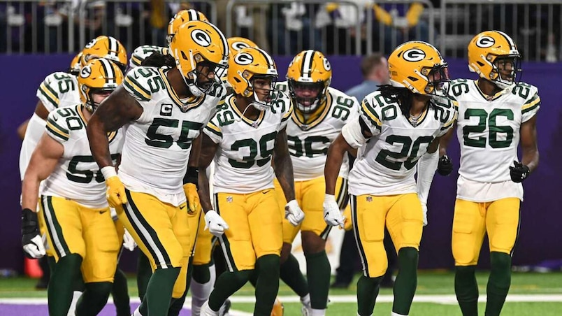Green Bay Packers v�Minnesota Vikings