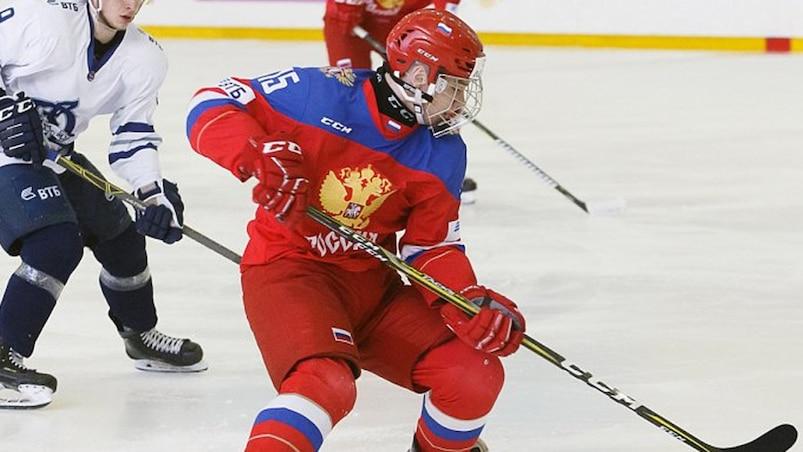 Vasili Podkolzin, la prochaine vedette russe?