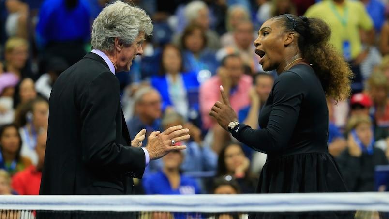 Une caricature de Serena Williams fait controverse