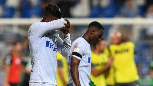 Italie : débuts réussis pour tous les favoris... sauf l'Inter Milan