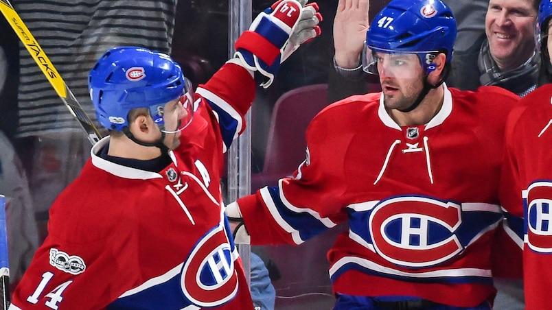 Gallant a-t-il des joueurs des Canadiens à l'œil?
