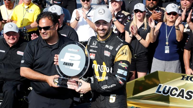 IndyCar: Indianapolis 500-Qualifying