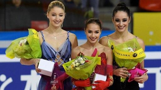 Une médaille de bronze pour Kaetlyn Osmond
