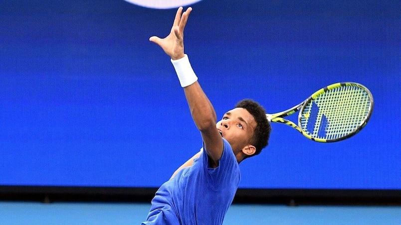 Coupe ATP: Auger-Aliassime et Shapovalov vaincus