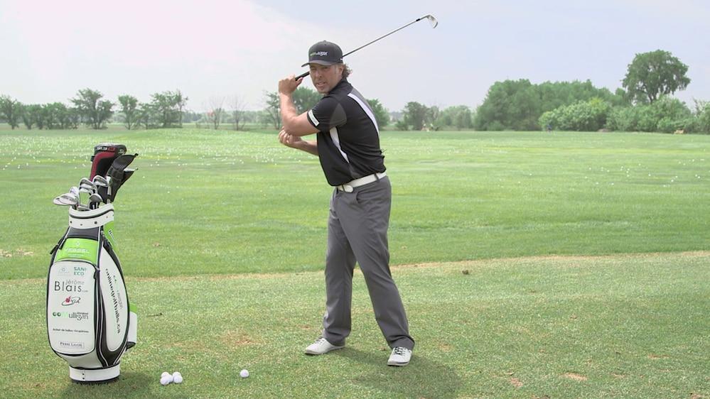 Capsule «Golf Mag» : des conseils pour les golfeurs qui manquent de  flexibilité - TVA Sports