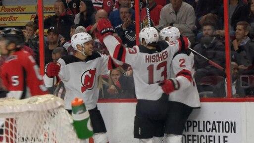 Les Devils continuent de surprendre