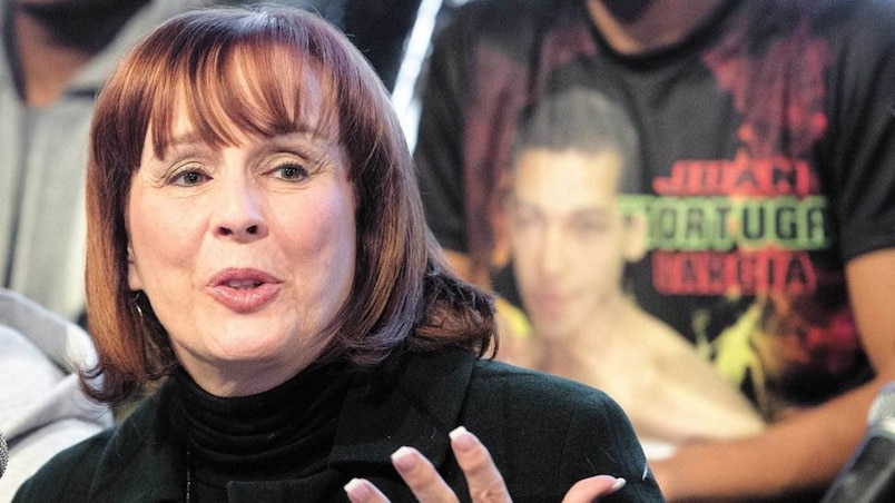 Kathy Duva n'a pas peur d'Eddie Hearn