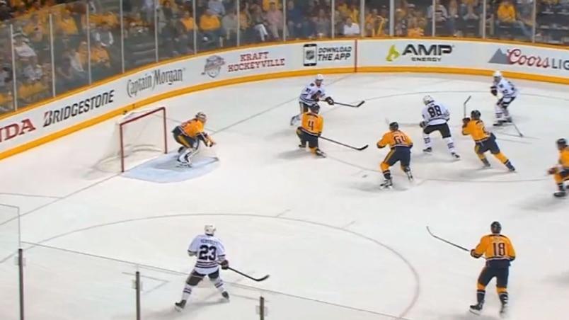 Quelle passe de Kane!