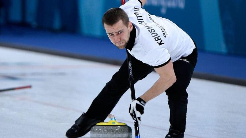 Olympiques: un curleur russe contrôlé positif