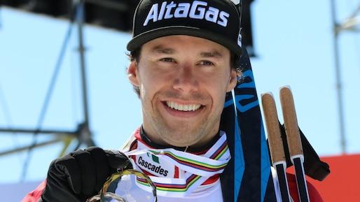 Alex Harvey est l'athlète de l'année de l'Agence QMI