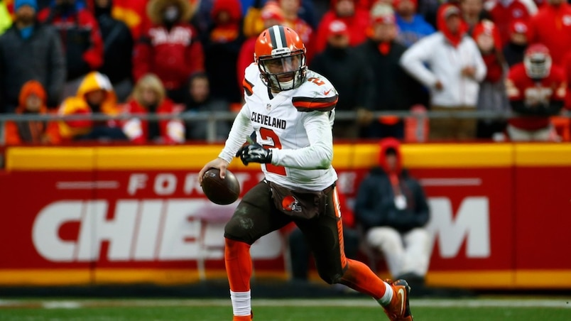 Cleveland Browns v Kansas City Chiefs