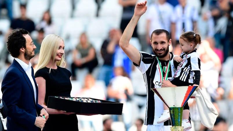 La Juventus Turin est championne d'Italie pour la sixième année d'affilée