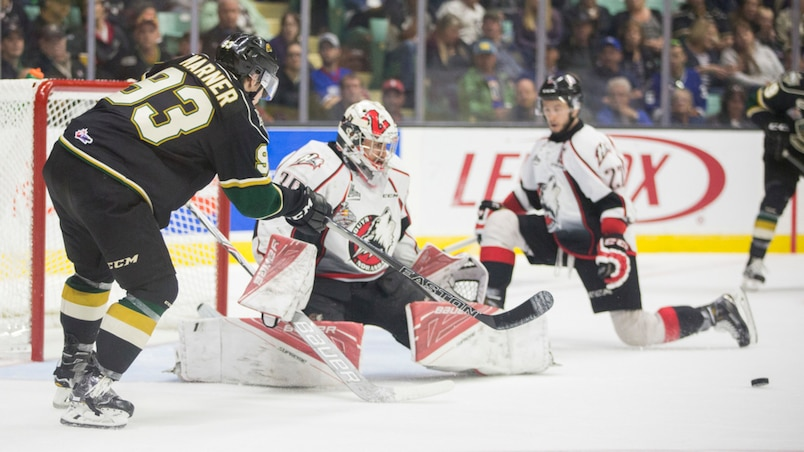 Rouyn-Noranda Huskies vs London Knights Tueaday May 24