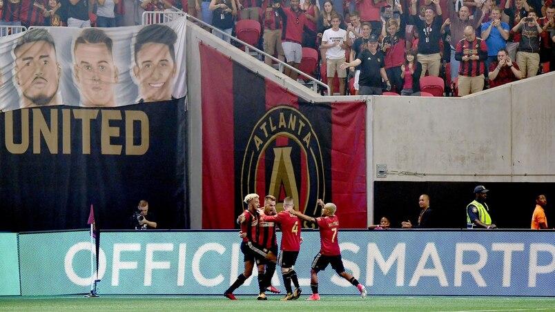 L'Atlanta United FC s'éloigne de l'Impact