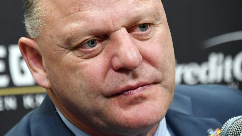 Gerard Gallant qualifie Peter DeBoer de «clown»