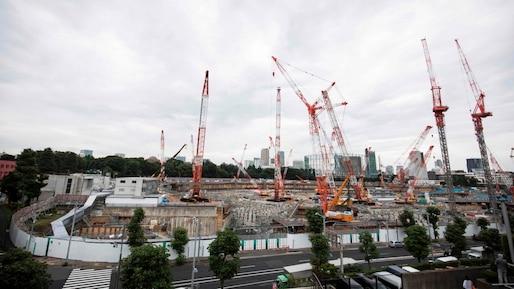 JO 2020: le stade de Tokyo sera prêt
