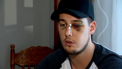 Cinq ans de suspension pour l'agresseur de Julien Gauthier