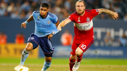 Le New York City FC qualifié en séries