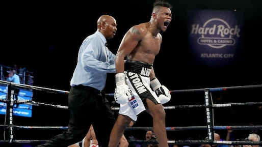 Eleider Alvarez: 1 million $ pour son prochain combat?