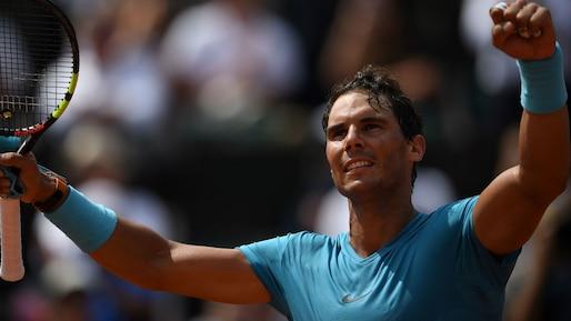 Roland-Garros: Rafael Nadal sans problème