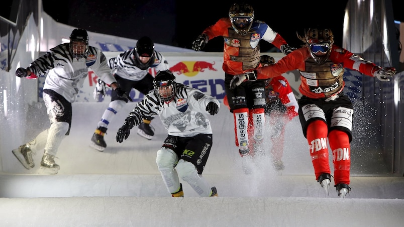 Pas de Red Bull Crashed Ice à Québec en 2017