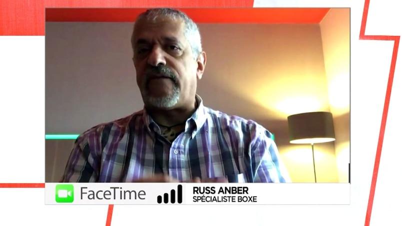 Boxe : «Les dirigeants sont de plus en plus pourris» - Russ Anber