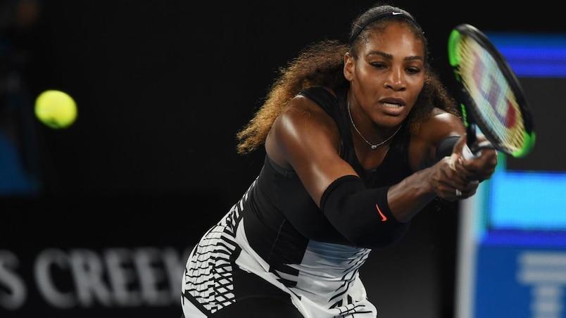 Serena Williams vise un retour en janvier