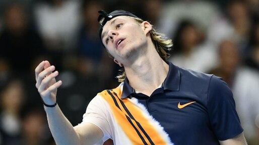 Denis Shapovalov s'incline en demi-finale à Tokyo