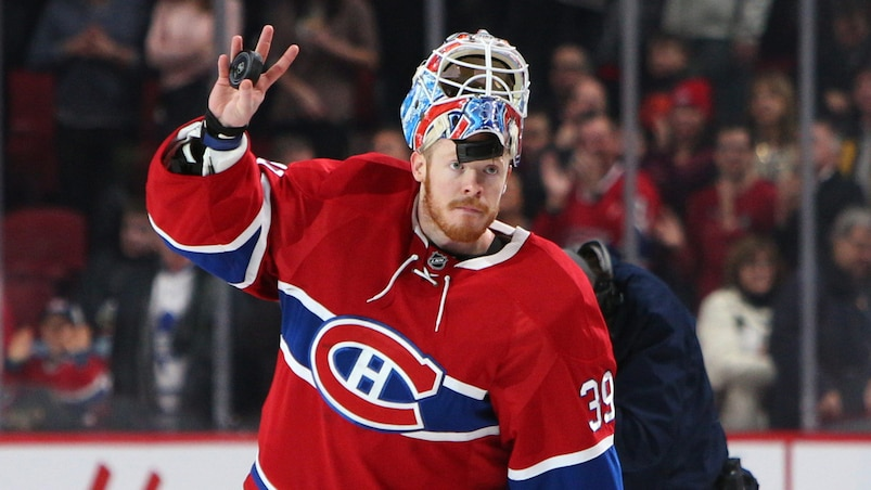 Condon remporte la coupe Molson