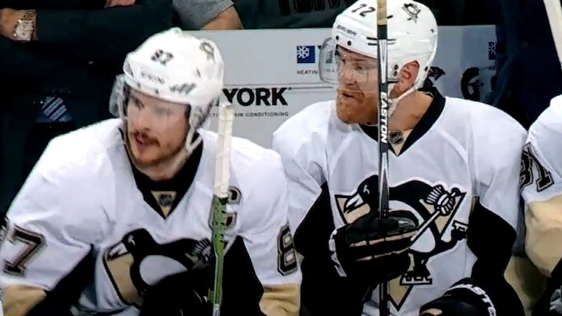 Crosby vs Hornqvist
