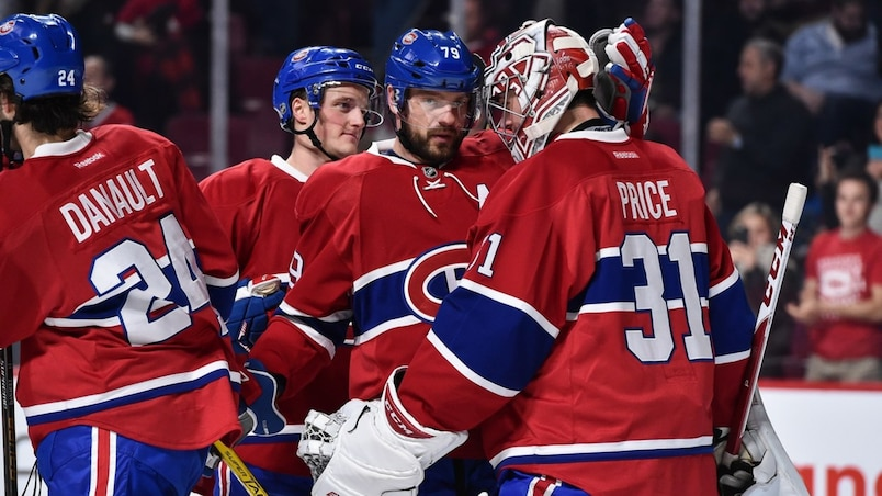 Colorado Avalanche v Montreal Canadiens