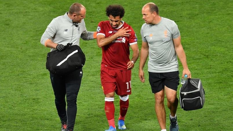 L'état de santé de Mohamed Salah s'améliore