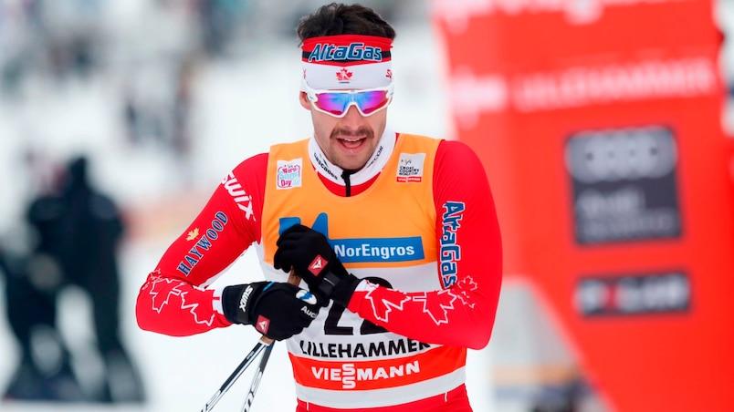 Une sixième place pour Alex Harvey à Lillehammer