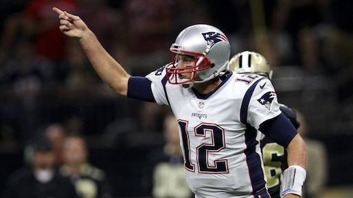 New England Patriots vs�New Orleans Saints