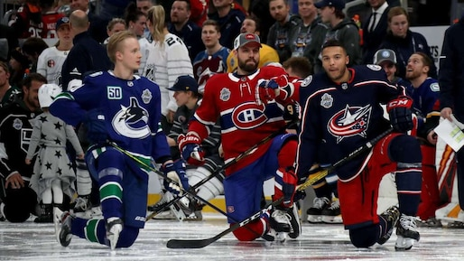 2020 NHL All-Star Skills