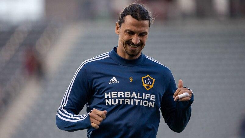 Saputo sur la trace de Zlatan!