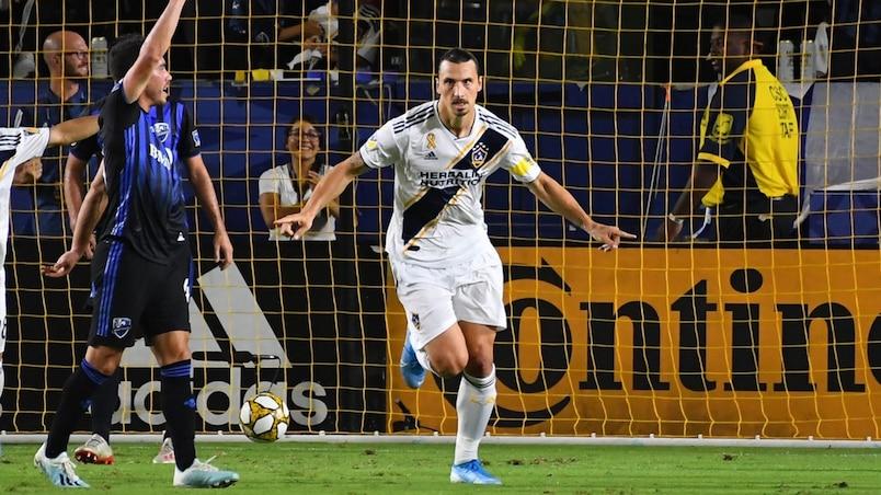 L'Impact dominé par Zlatan et le Galaxy