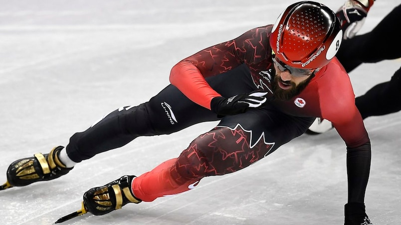 Olympiques: Charles Hamelin et Samuel Girard continuent leur chemin au 1000 m