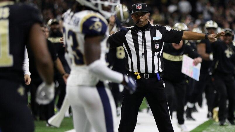 La NFL poursuivie à cause d'une bourde des arbitres