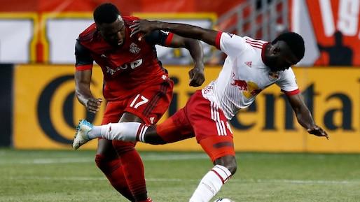 La séquence de victoires du Toronto FC prend fin
