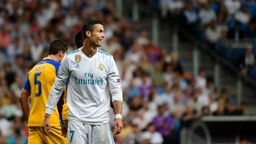 Cristiano Ronaldo se rassasie en Ligue des champions