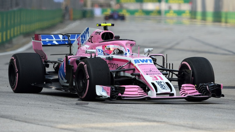 Le rachat de Force India contesté en cour