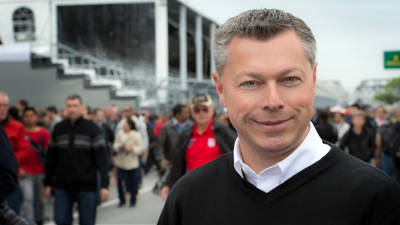 François Dumontier applaudit les initiatives de Liberty Media