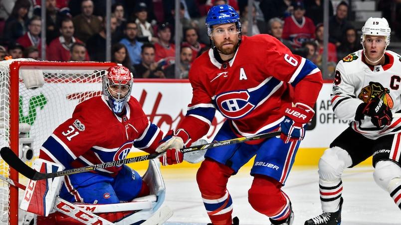 Blackhawks vs Canadiens