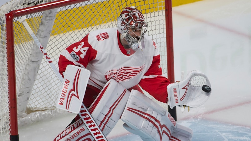 Les Red Wings reprennent vie