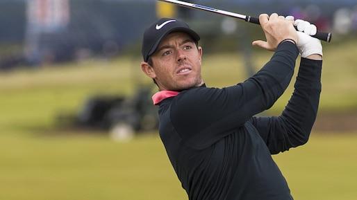 Rory McIlroy veut redevenir no.1 mondial malgré son problème cardiaque